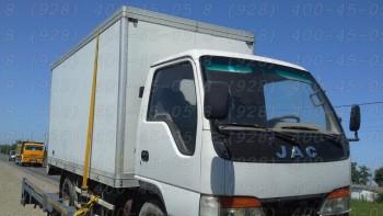 Разборка китайских грузовиков - Jac1040.jpg