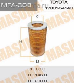 Артикул: MFA-308 - Артикул MFA-308.png