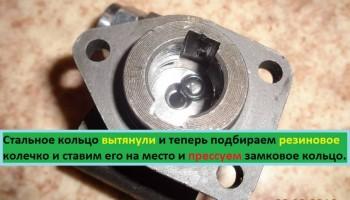 Размер аналогового резинового кольца. 005-008-19 по ГОСТ 9833-73 Артикул для поиска: 11.3511078 - Замена и запрессовка стального замкового кольца..jpg