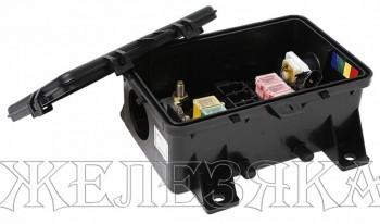 Блок предохранителей силовой на раме для Hyundai HD 78, 72, 65 Хендай HD . Артикул: 915955K600 - Артикул 91595-5K600.jpg