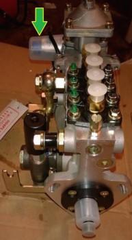 Вот этот соленоид. - тнвд FAW 1041 ФАВ 4PL220   7.jpg