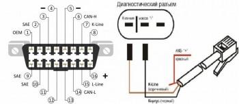 Электро схема подключения бортового компьютера. Престиж V55-BAW - Электро схема подключения бортового компьютера Прeстиж V55-BAW.jpg