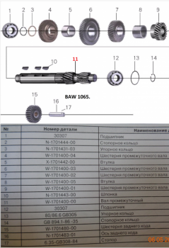 Для BAW 1065. - Схема карабаса LC5T35.png